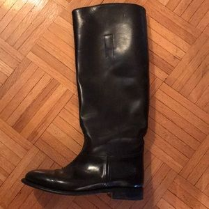 Frye tall riding boot